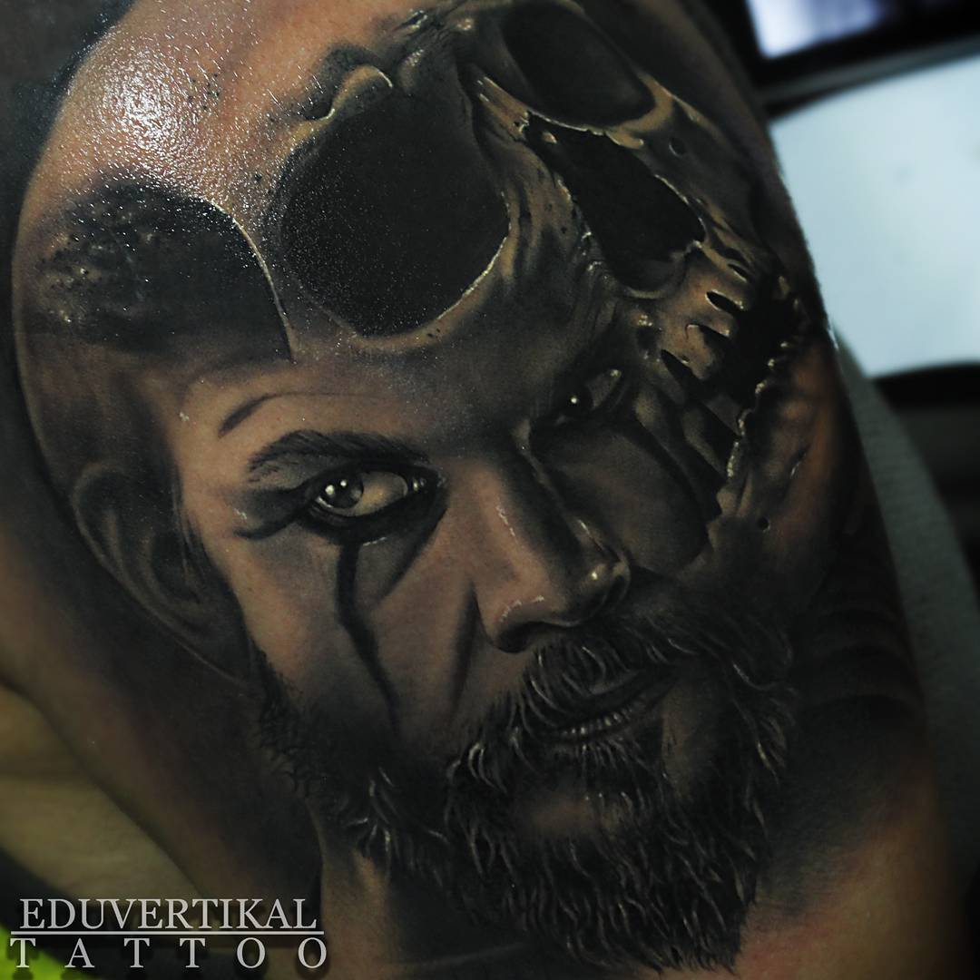 edu vertikal tattoo
