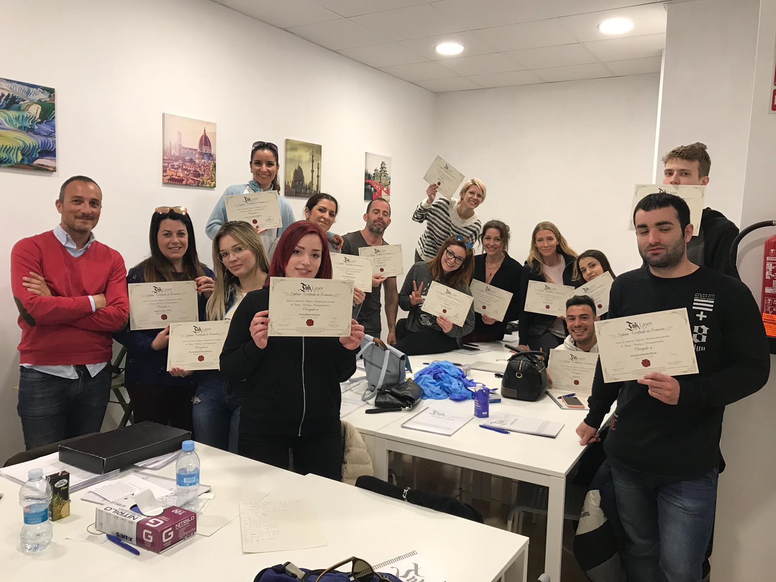 Curso higíenico sanitario Valencia y Alicante